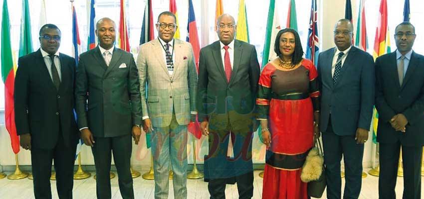 Participants of the forum.