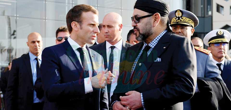 Affaire Pegasus : tension entre Paris et Rabat