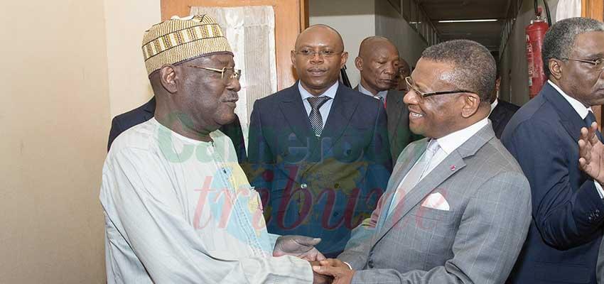Préparation au Grand dialogue national : le PM rencontre le PAN
