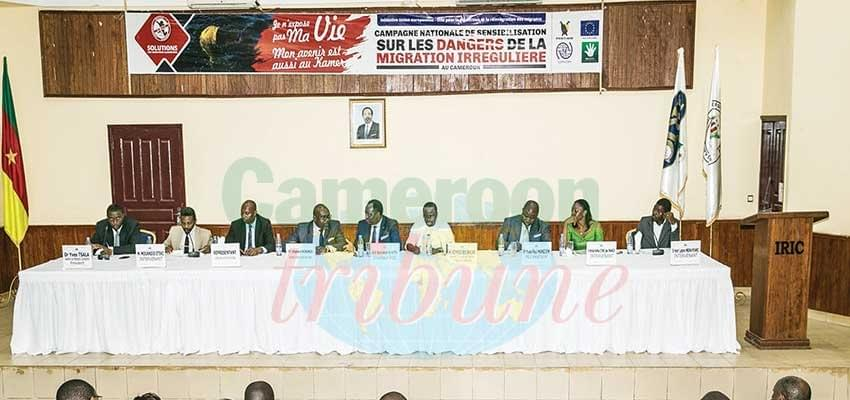 Image : Illegal Migration In Africa: Youths Cautioned On Adverse Effects