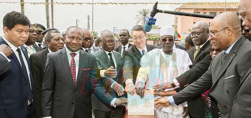 Immeuble siège de l'Assemblée nationale : le chantier lancé