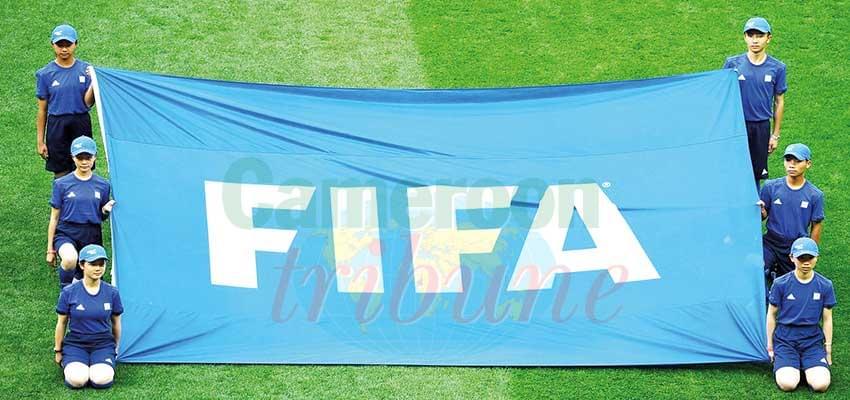 Football  : la Fifa définit les priorités