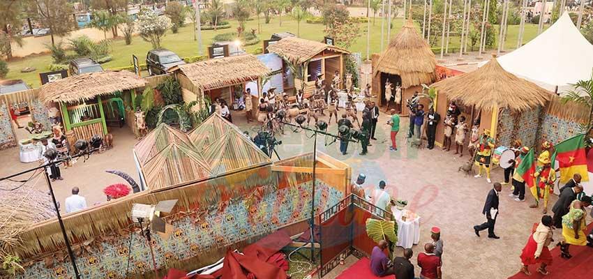 Ambiance : le Village culturel en effervescence