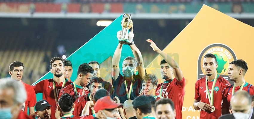 CHAN 2020 : Morocco Lords It All