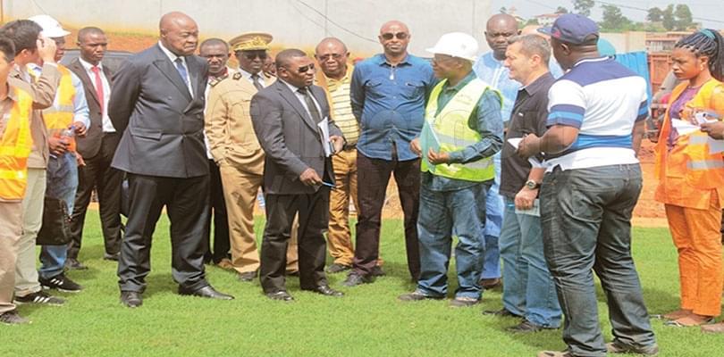 CAN 2019: la stratégie sécuritaire évaluée à Bafoussam