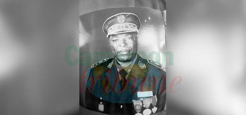 Afendia Julius Fobellah, 58, was buried last Friday, 11 December, 2020, after Police honours in Buea.