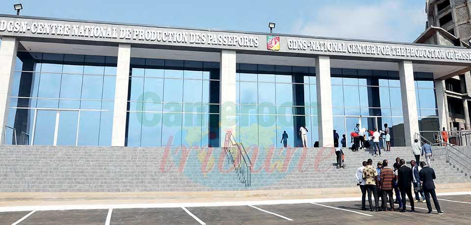 Le nouveau Centre de production qui a ouvert ses portes hier à Yaoundé est un cadre agréable et moderne que les premiers usagers ont pu apprécier.