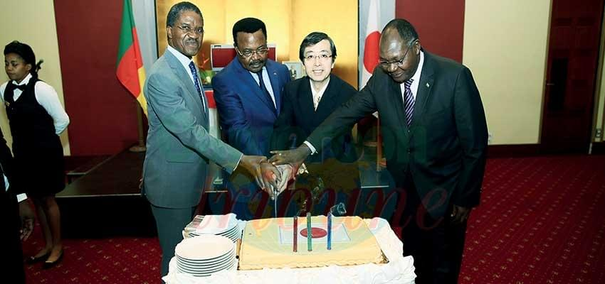 2018 Natural Disasters:Japan Appreciates Cameroon's Show Of Concern