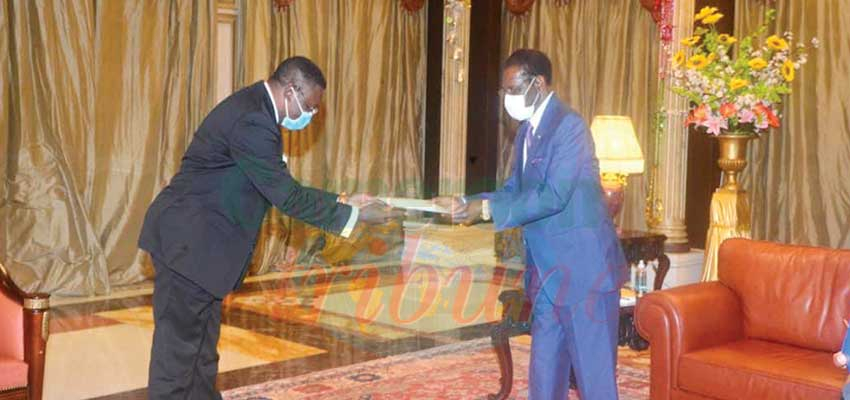 Cameroun – Guinée équatoriale : Paul Biya écrit à Obiang Nguema