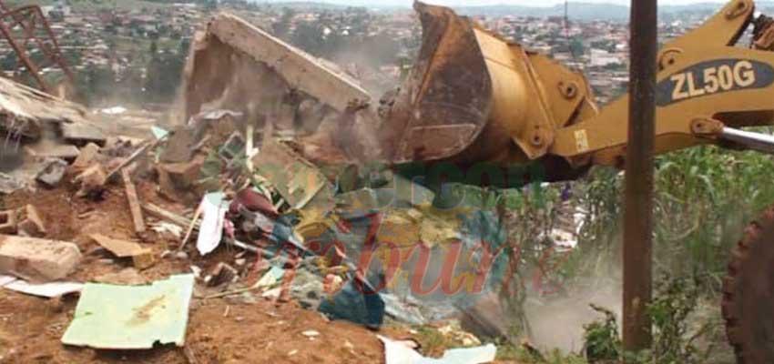 Gouache : près de 75 familles déguerpies