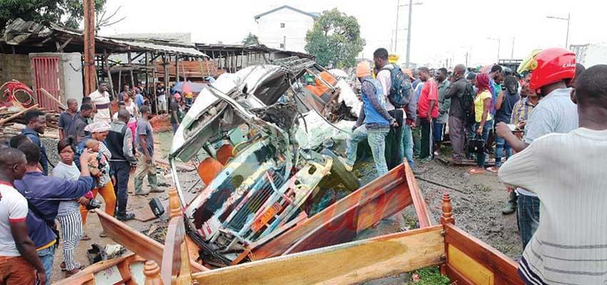 Fait divers : accident mortel à Bonabéri