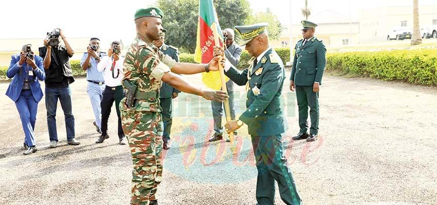 Ecole supérieure internationale de guerre : le colonel Tiokap Pierre Loti en poste