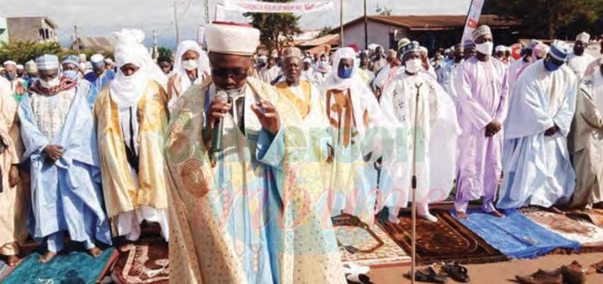 Bafoussam : union de prières contre coronavirus