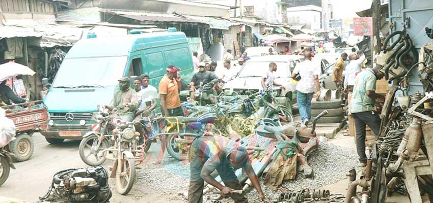 Camp Yabassi : Motor Spare Parts Universe