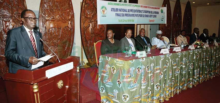 Le Cameroun a désormais une stratégie contre les changements climatiques.