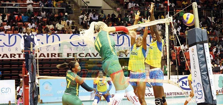 Jeux africains 2019: les volleyeuses y seront
