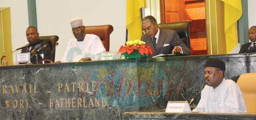 Assemblée nationale : quatre projets de lois reçus