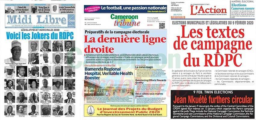 Print Media : Preparations Heighten For Optimal Coverage