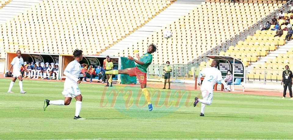 FIFA U20 Women's World Cup : Lionesses Progress To Round Three