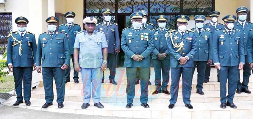Forces de défense : deux nouveaux responsables installés dans le Sud