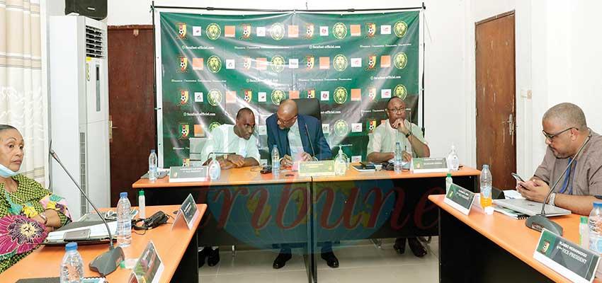 Fecafoot  : le Comité exécutif convoque la Ligue