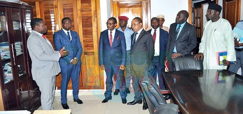 Minmidt : Gabriel Dodo Ndoke prend le pouls
