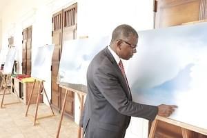 Exposition: Quand le ciel dessine le Cameroun