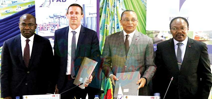 Relation port-ville: Douala se met à l'expérience de Bordeaux