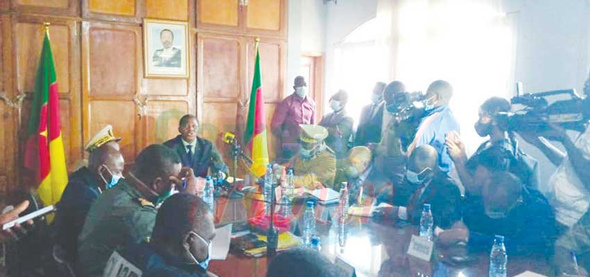 North West : Presidential Grant To Ease Movement In Bamenda