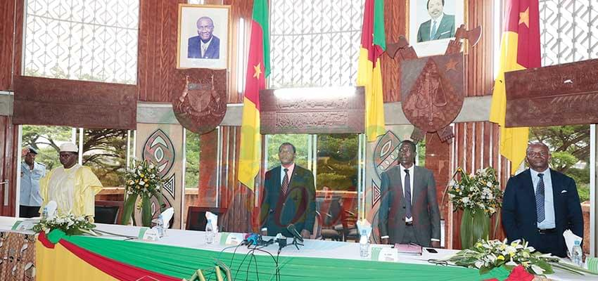 Security and development are pertinent factors in the 'greater opportunities' policy of the President of the Republic.