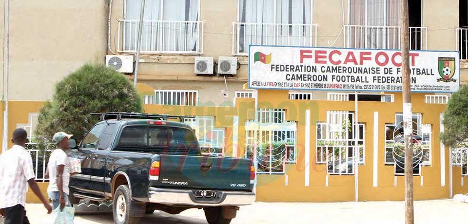 Processus électoral à la Fecafoot : de la tensions dans l'air