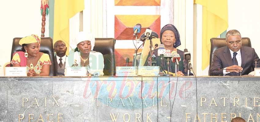 All-Female Provisional Bureau