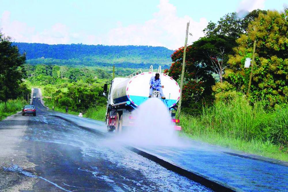 Axe Yaoundé-Bafoussam-Babadjou : met la pression