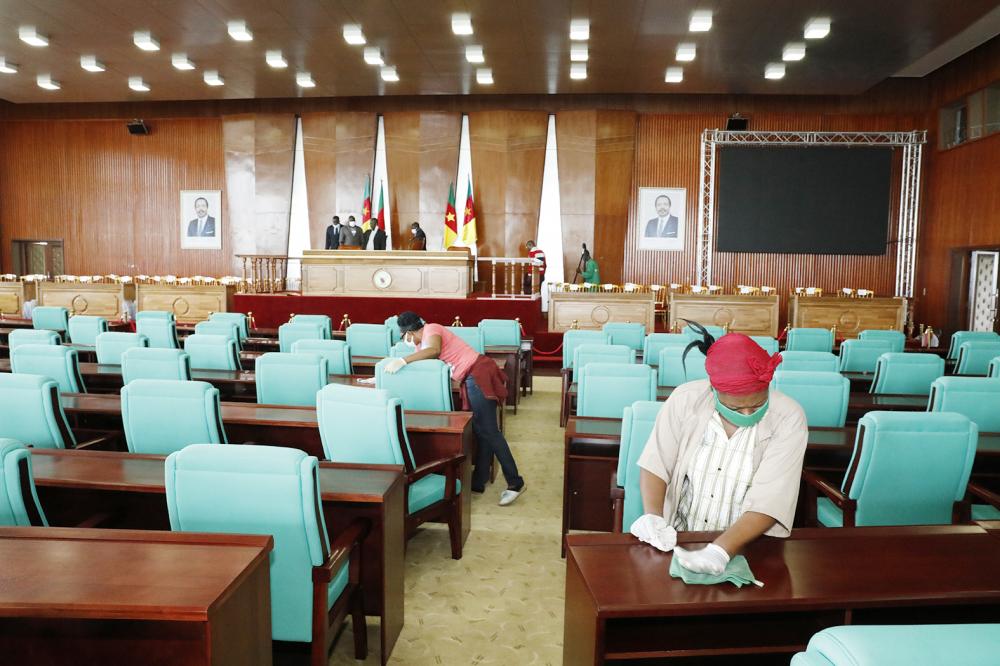 Parlement : la session s'ouvre