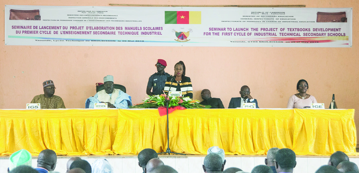 Industrial Technical Education : Gov't Launches Project To Draft Textbooks