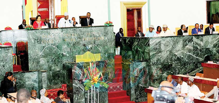 Four Bills Tabled At National Assembly