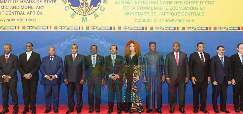 Paul Biya's Peacemaking Role In Africa