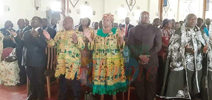 Prières pour la paix et le vivre-ensemble au Cameroun