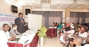 Image : Gender-based Violence : plan International, Partners Appreciate Project Results
