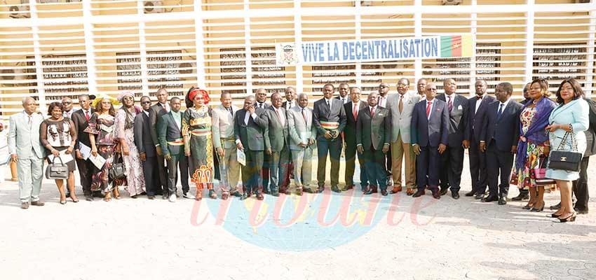 Yaoundé VI : l'Hôtel de ville inauguré