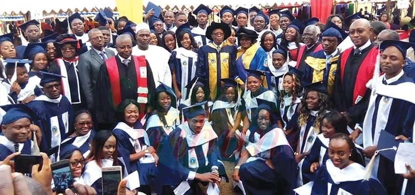 Image : UBa Graduates Pioneer Medical Doctors: