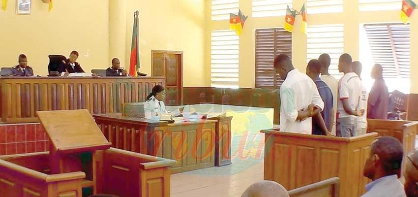Douala: 14 prévenus en liberté