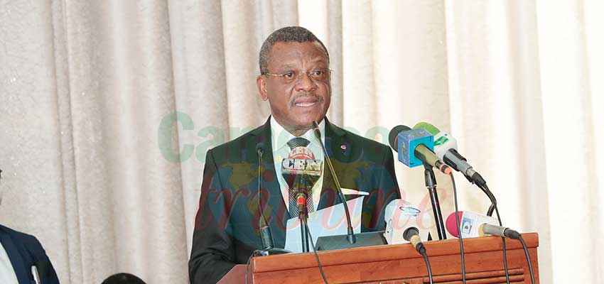 Financial Year 2021 : PM Dion Ngute Presents Government's Priorities