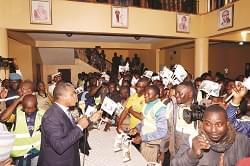 Les communautés ont favorablement accueilli le message du chef de l'État.