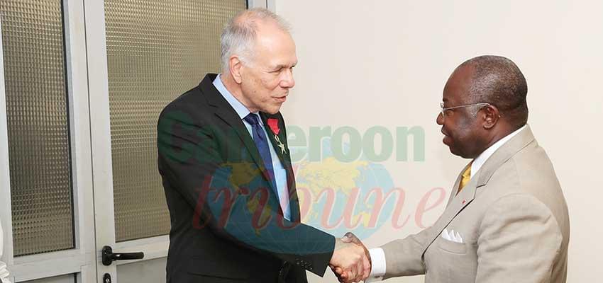 Le Cameroun salue l'implication de ce haut cadre dans le financement des projets de développement