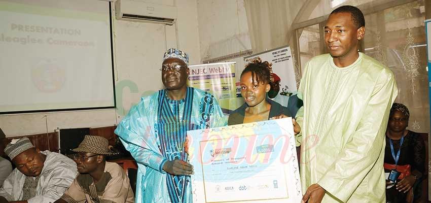 YouthConnekt Africa : Juveline Ngum Ngwa primée