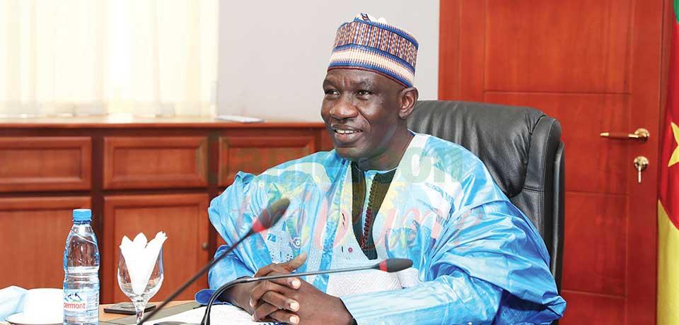 Alamine Ousmane Mey a redit l'engagement du Cameroun à œuvrer pour la réalisation des projets scellés avec les institutions de Breton Woods.
