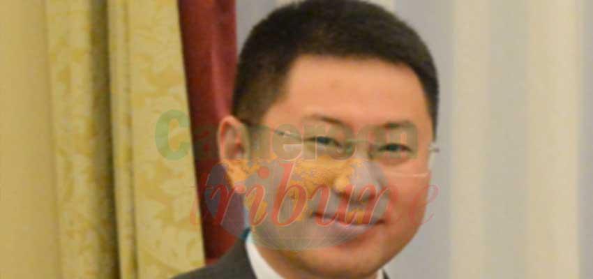 DU Yin, Directeur général de Huawei Cameroun