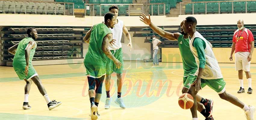 Eliminatoires Afrobasket messieurs 2021 : premiers paniers à Yaoundé