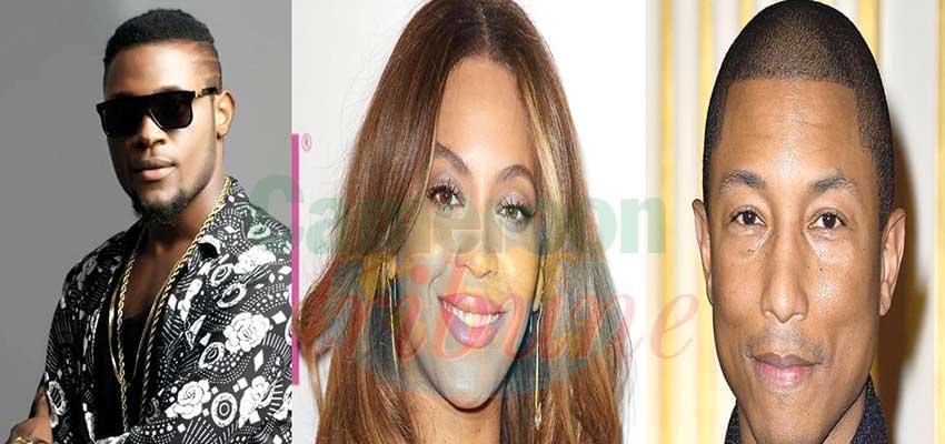 Collaboration : Salatiel s'offre Beyonce et Pharrell